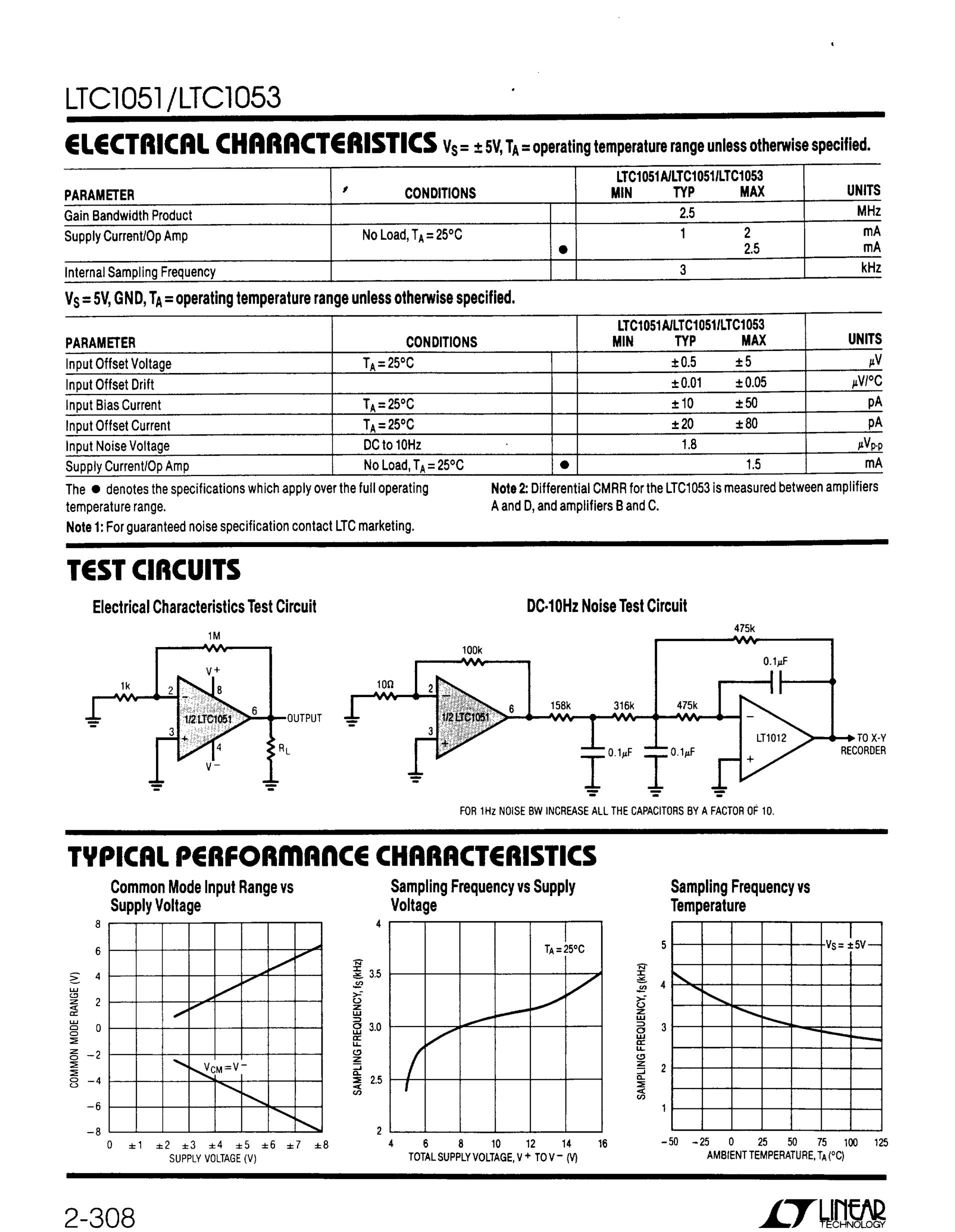 LTC1067CS#PBF's pdf picture 3