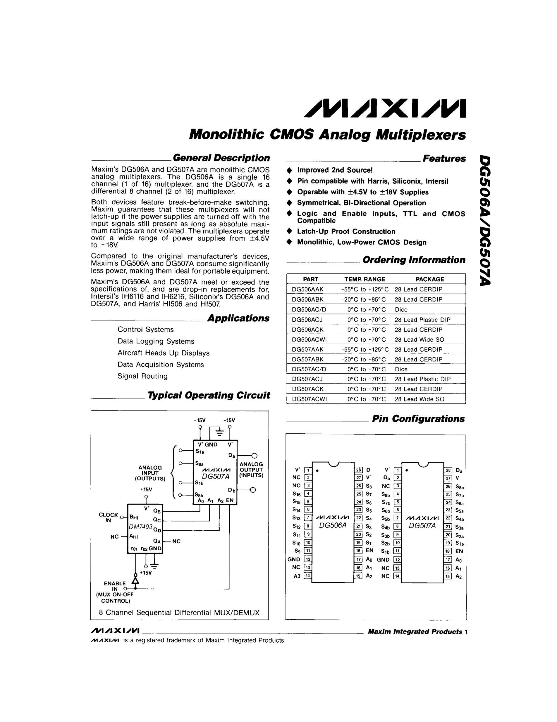 DG509ACWE's pdf picture 1