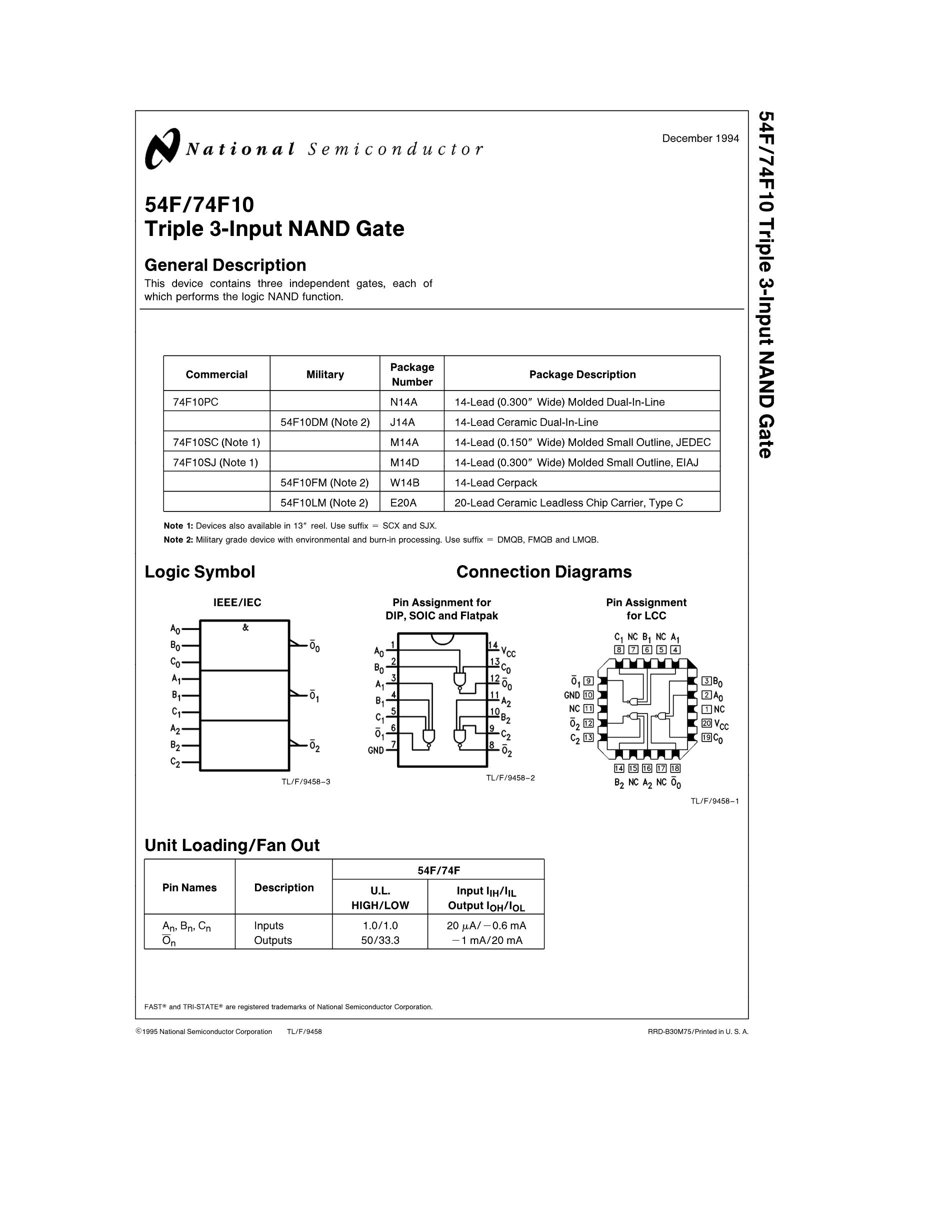 74F194PC's pdf picture 1