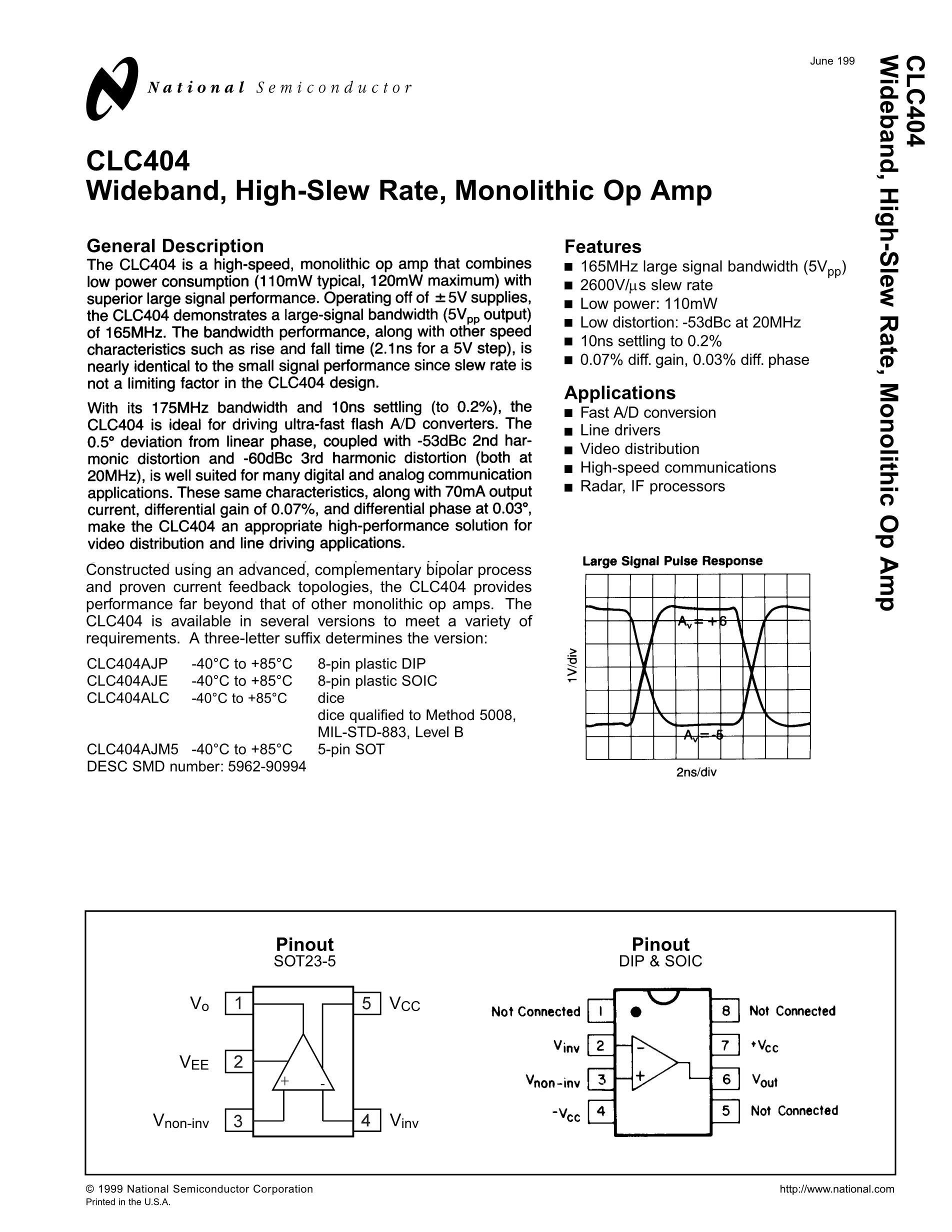 CLC410AJP's pdf picture 1
