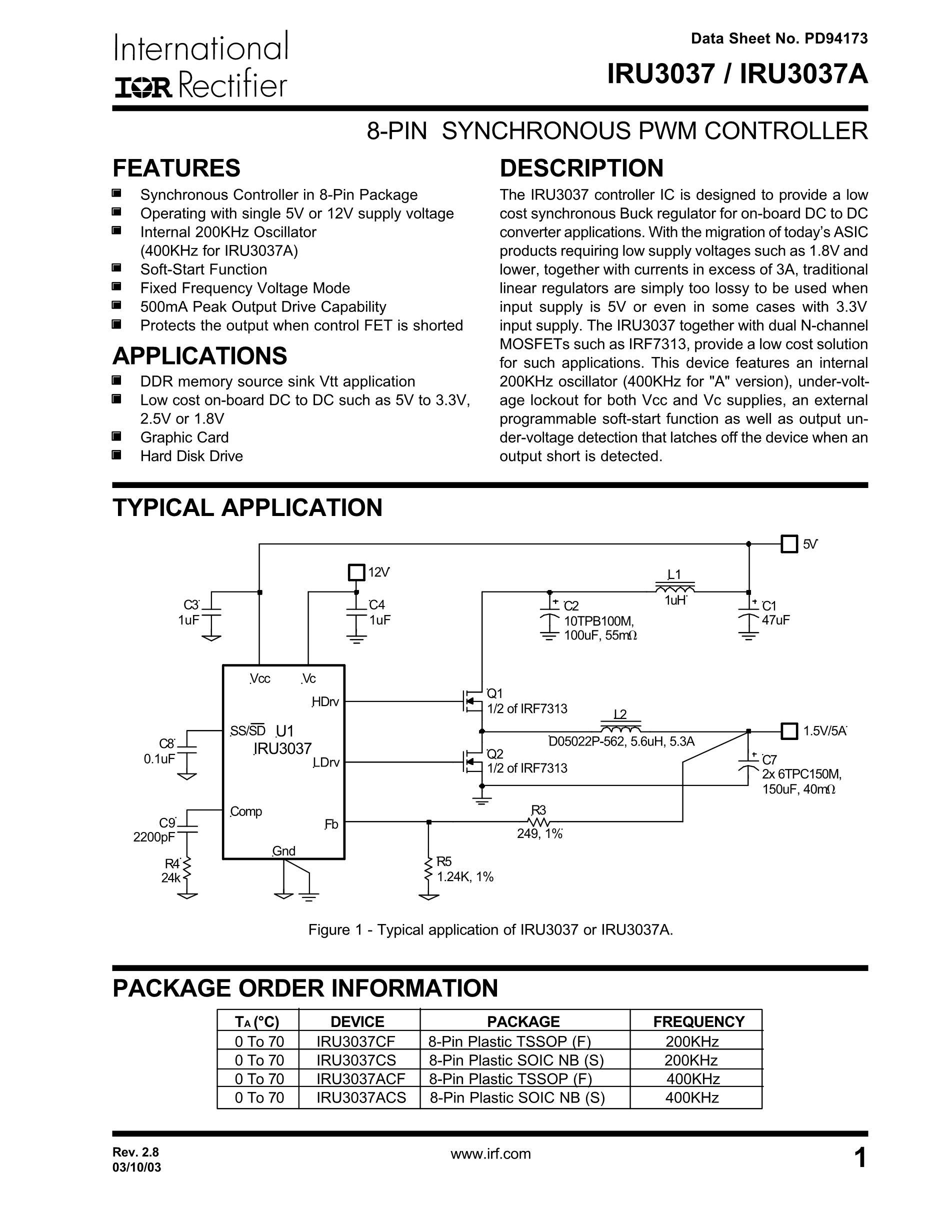 IRU3037ACSTR's pdf picture 1