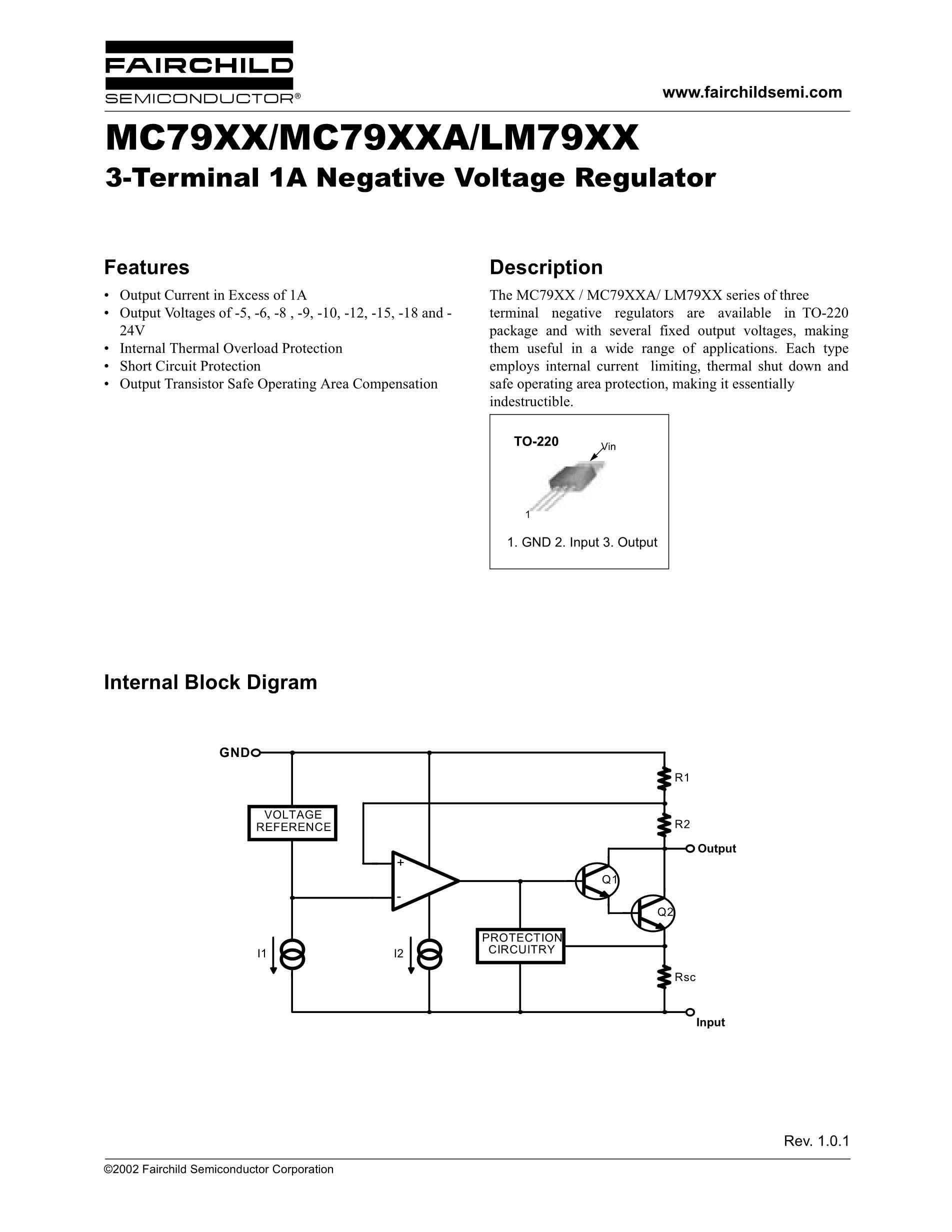 MC79L12ACLP's pdf picture 1