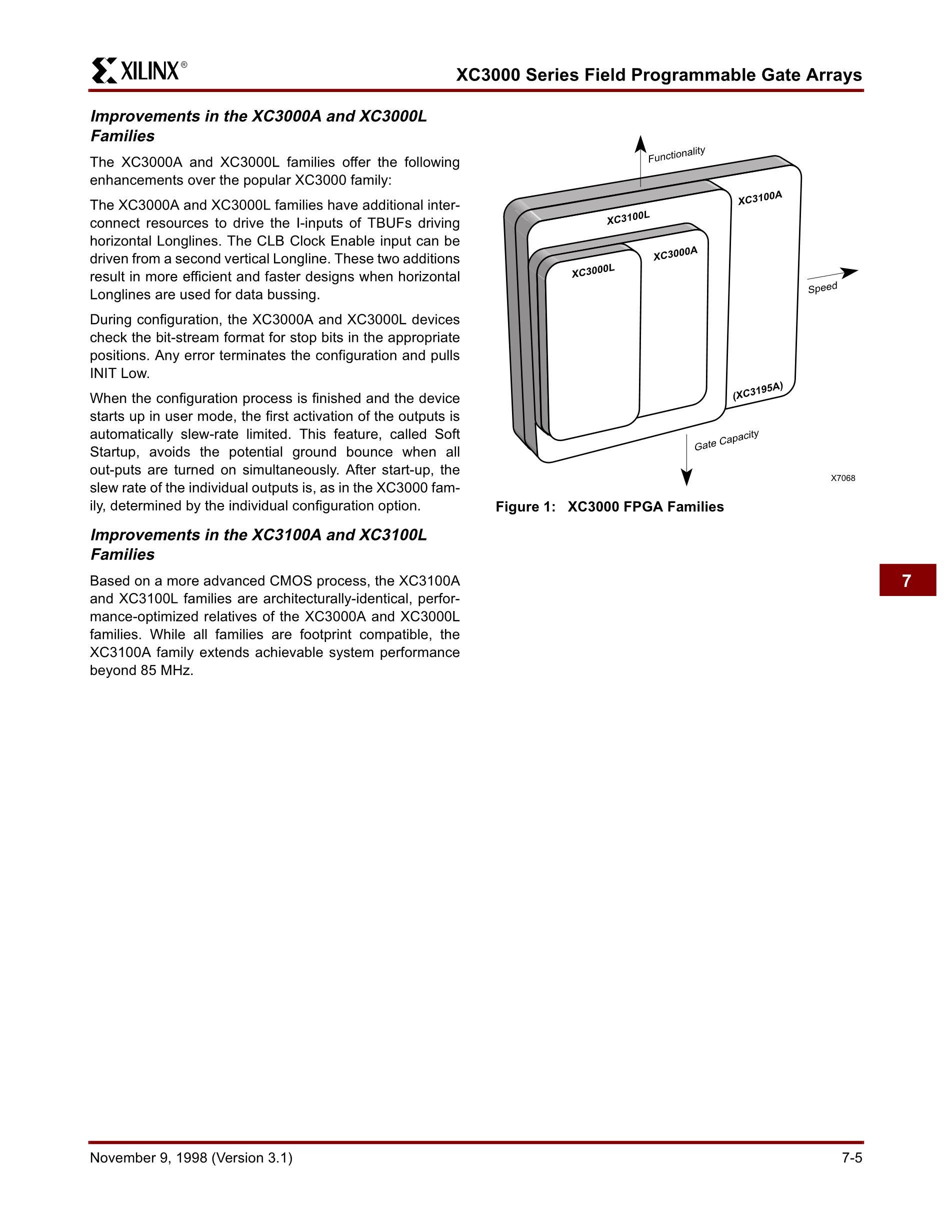 XC3030-100PQ100C's pdf picture 3