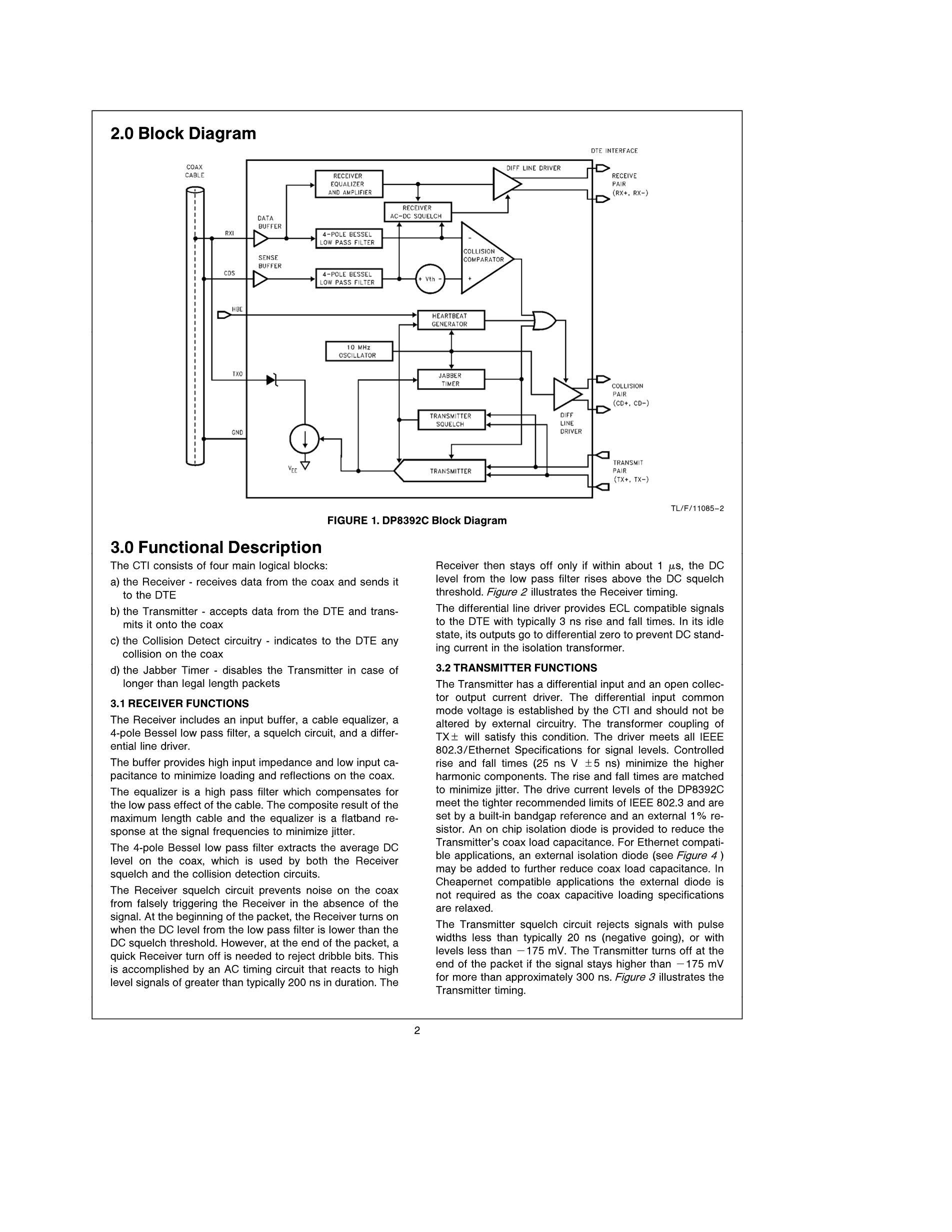 DP83902AVJG/NOPB's pdf picture 2