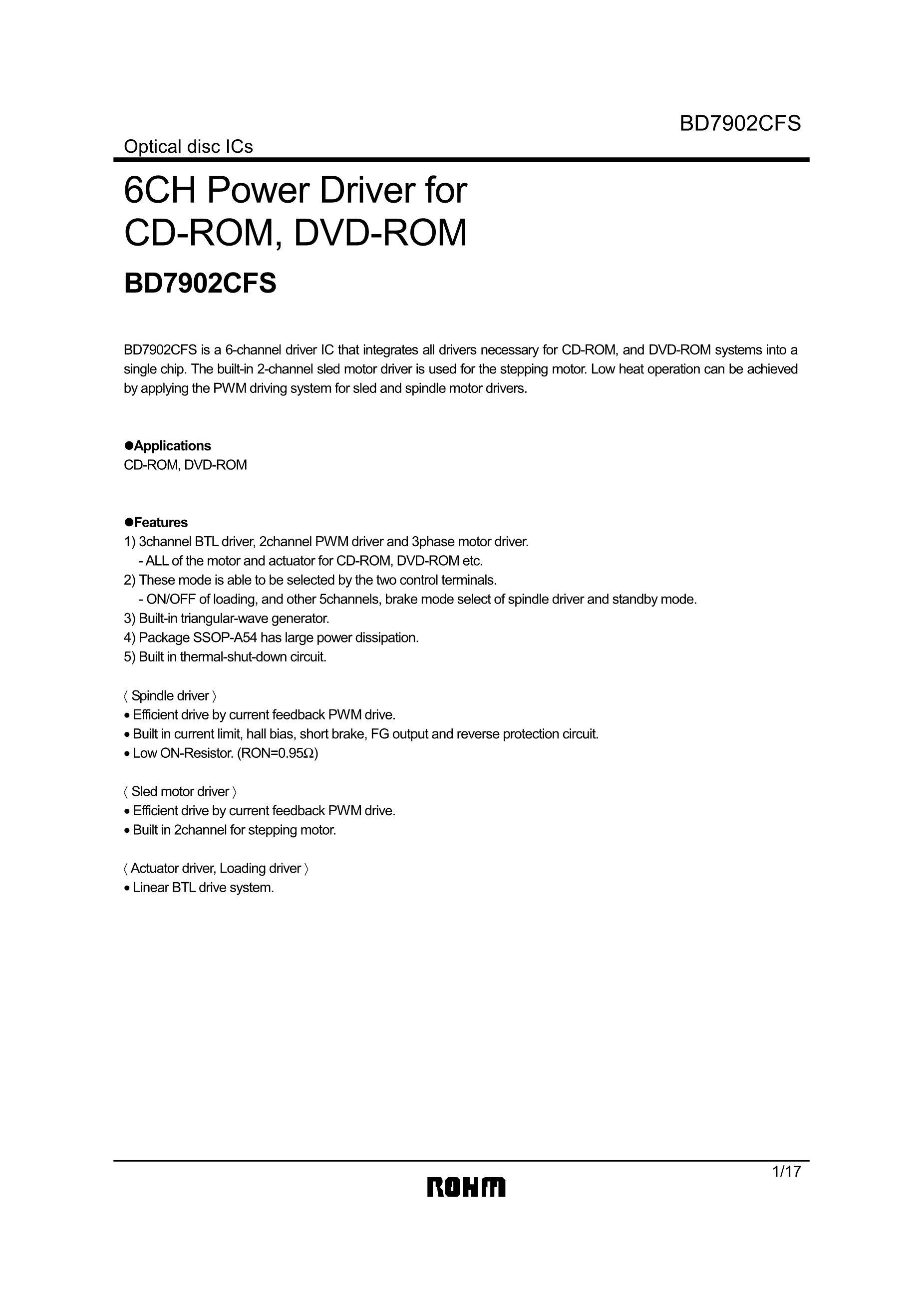 BD7996EFV-E2's pdf picture 1