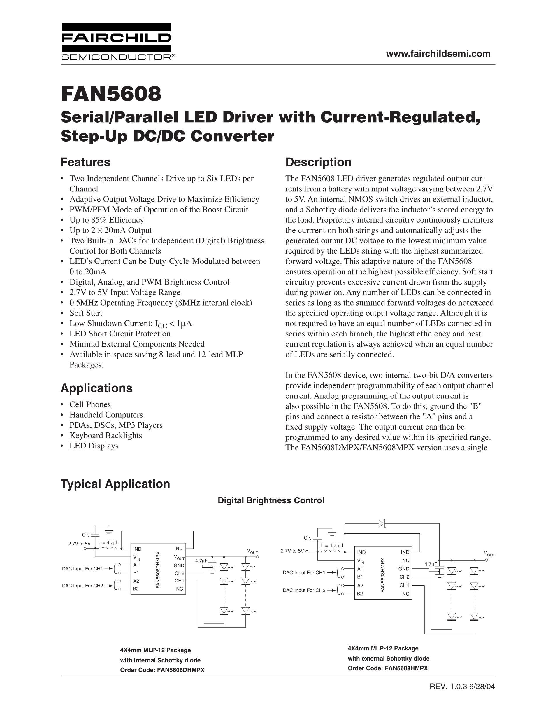 FAN5404UCX's pdf picture 1