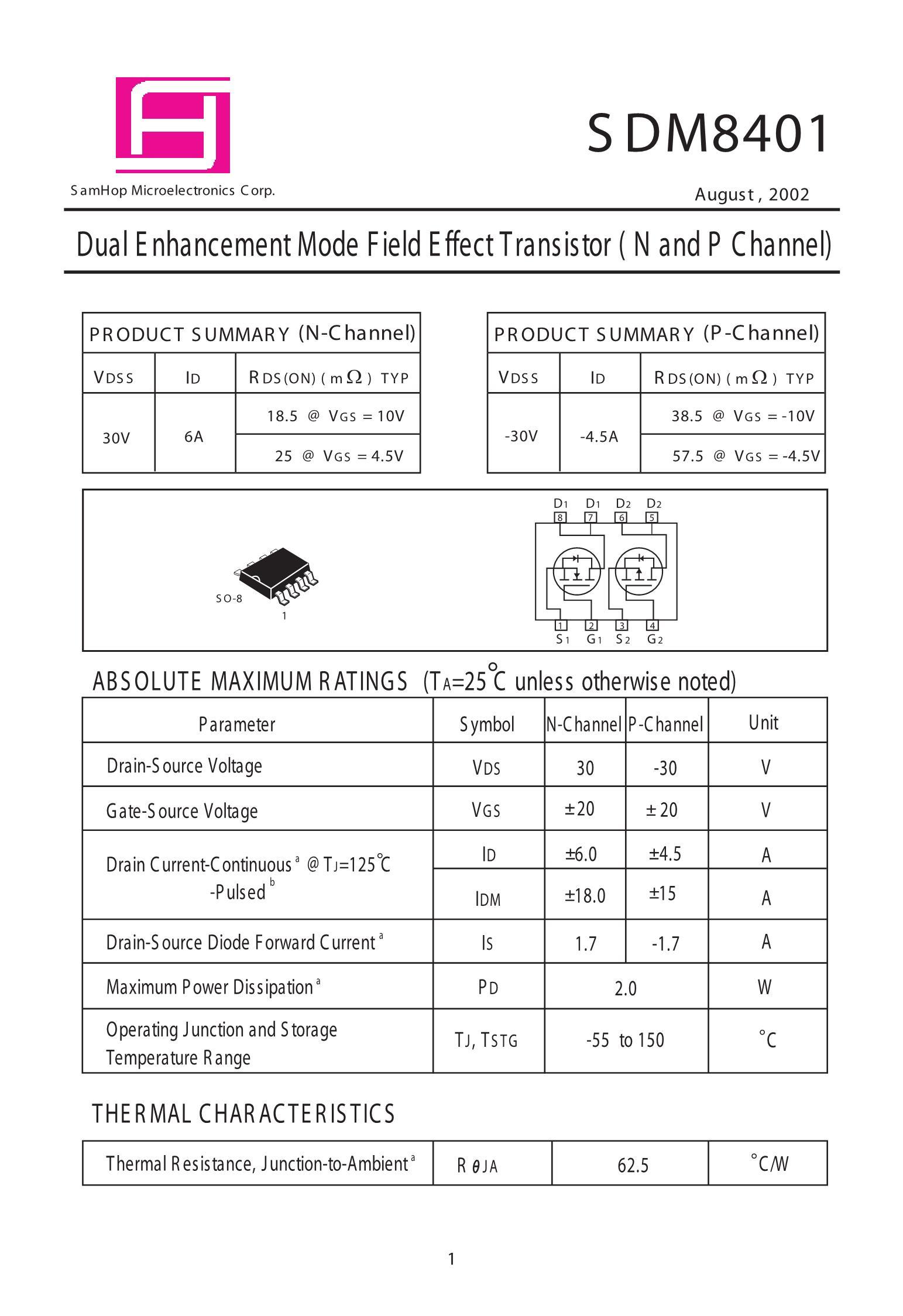 SDM856JH's pdf picture 1