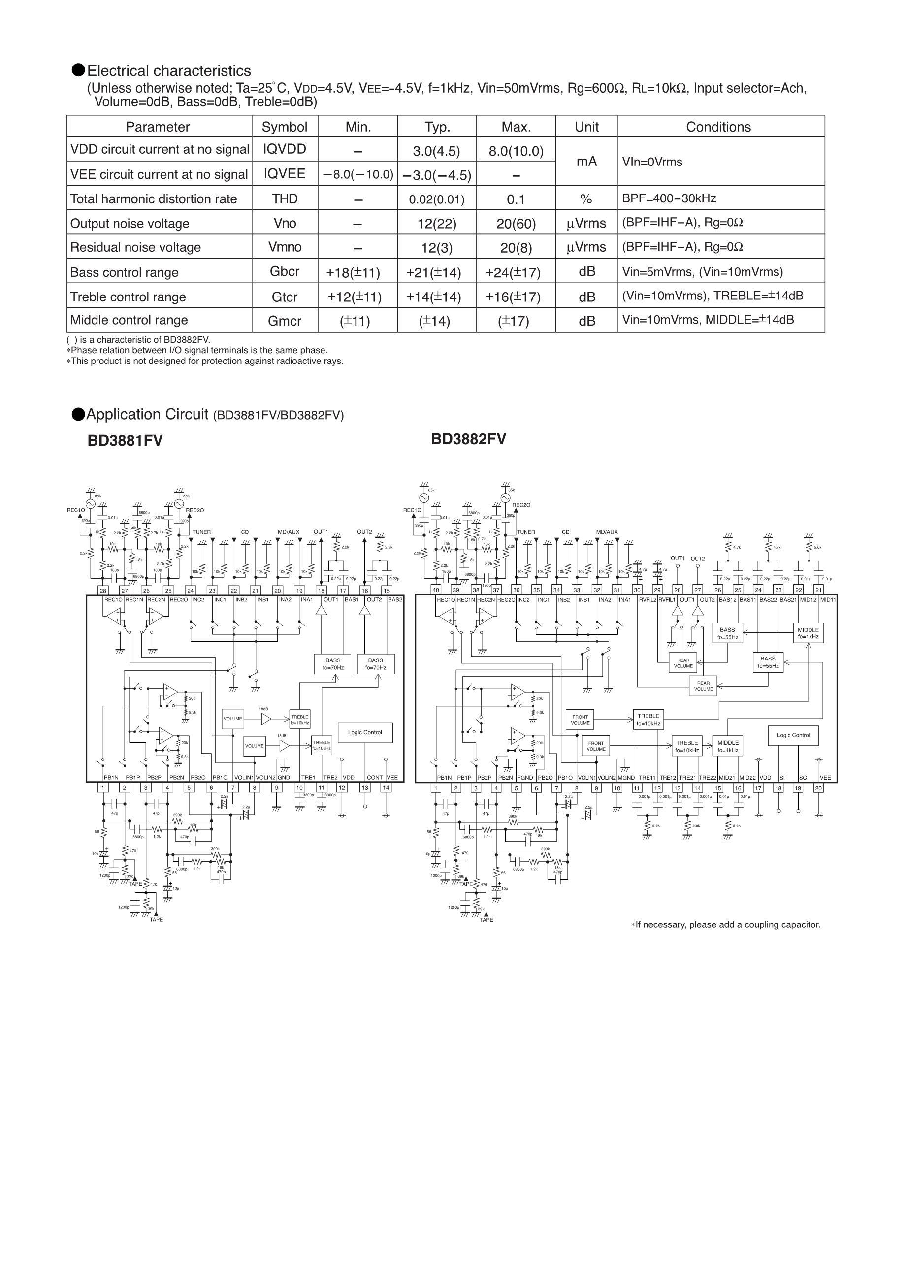BD3896FV-E2's pdf picture 2