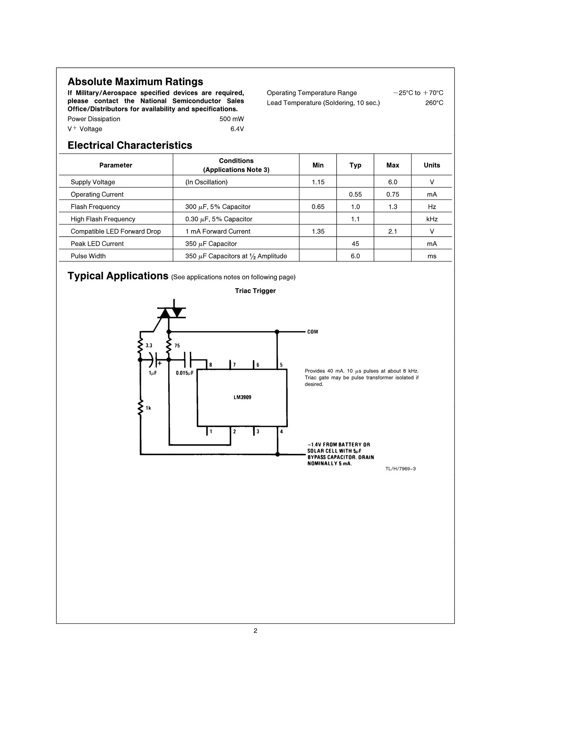 LM393TLX's pdf picture 2