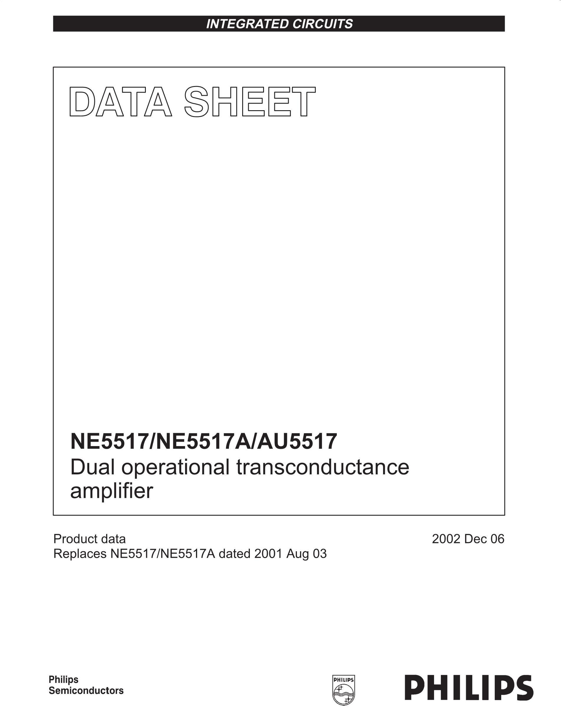 NE5517's pdf picture 1