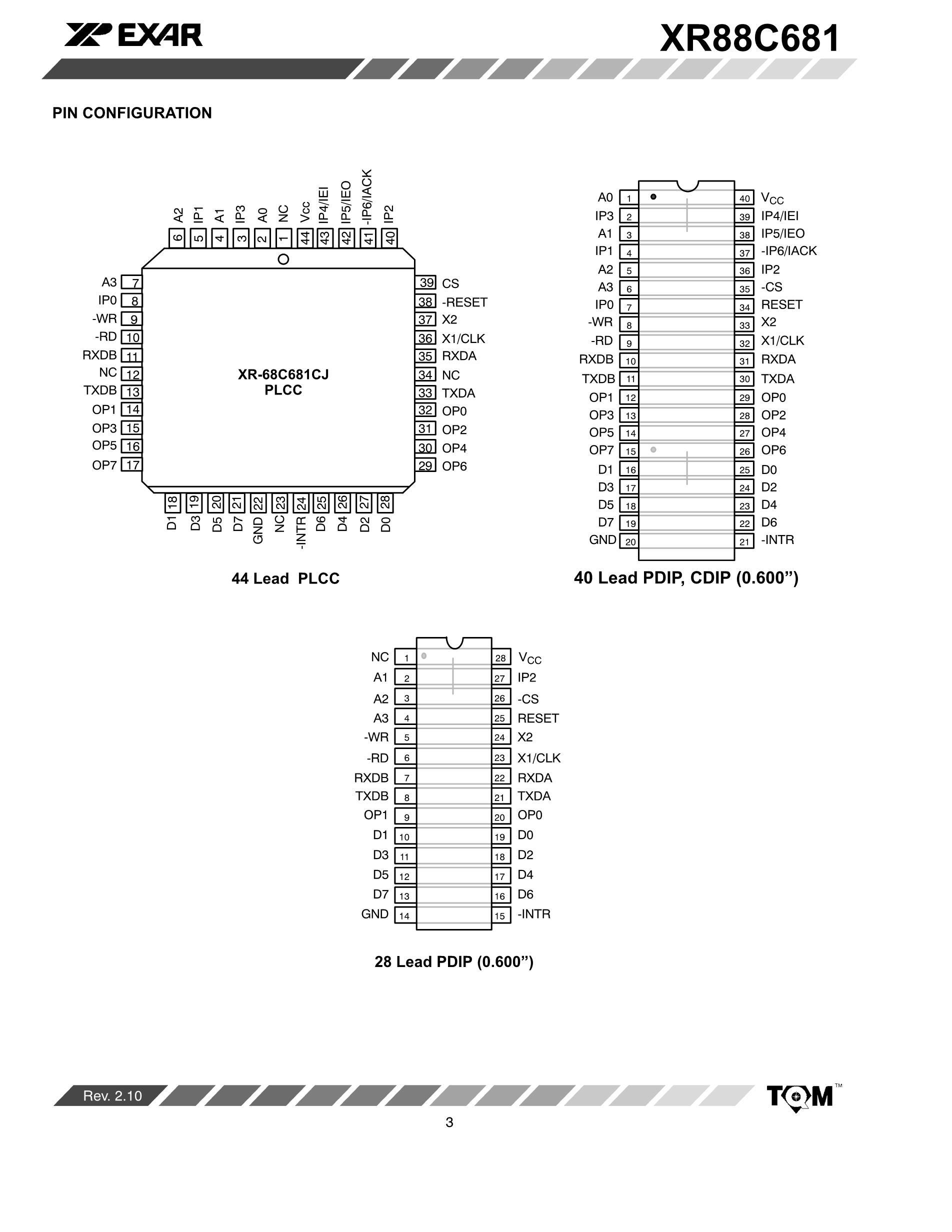XR88C92CVTR-F's pdf picture 3