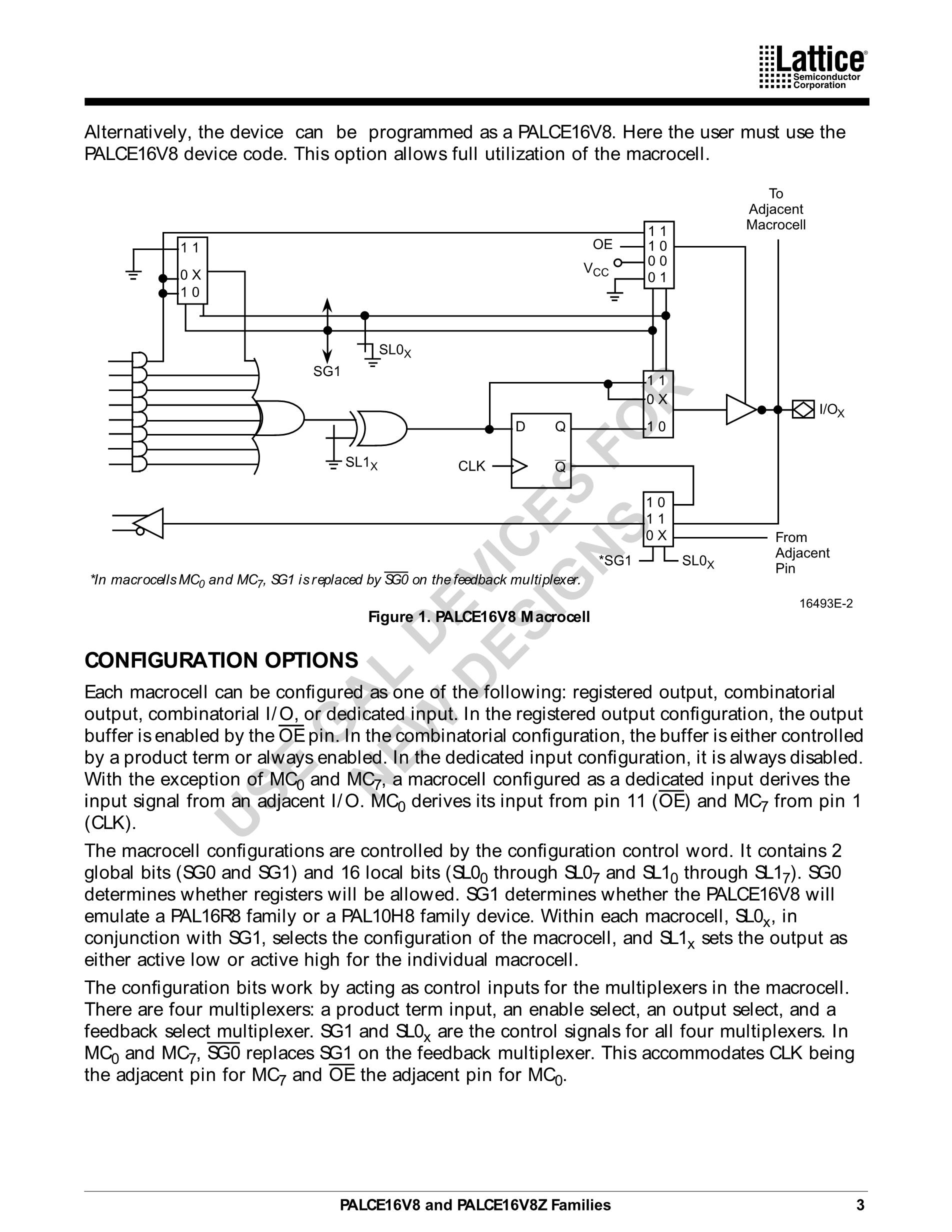 PALCE16V8H-25's pdf picture 3