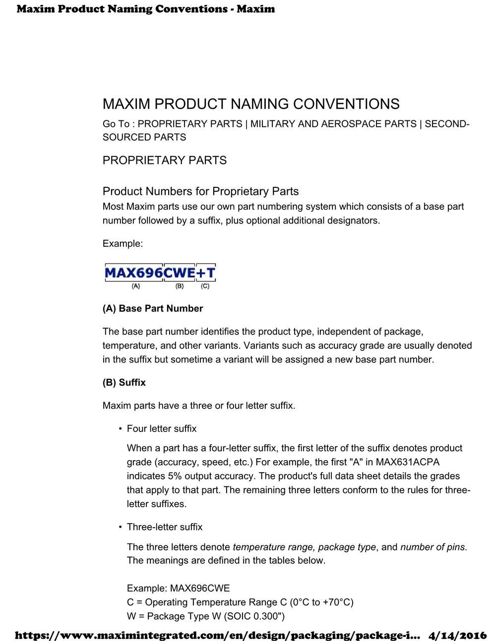 MAX1607ESA+'s pdf picture 1