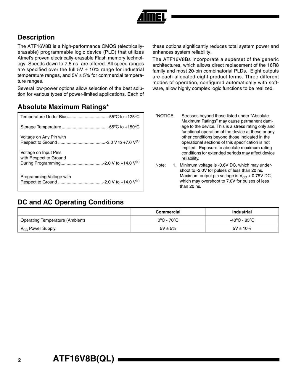ATF16V8BQL-15PC's pdf picture 2