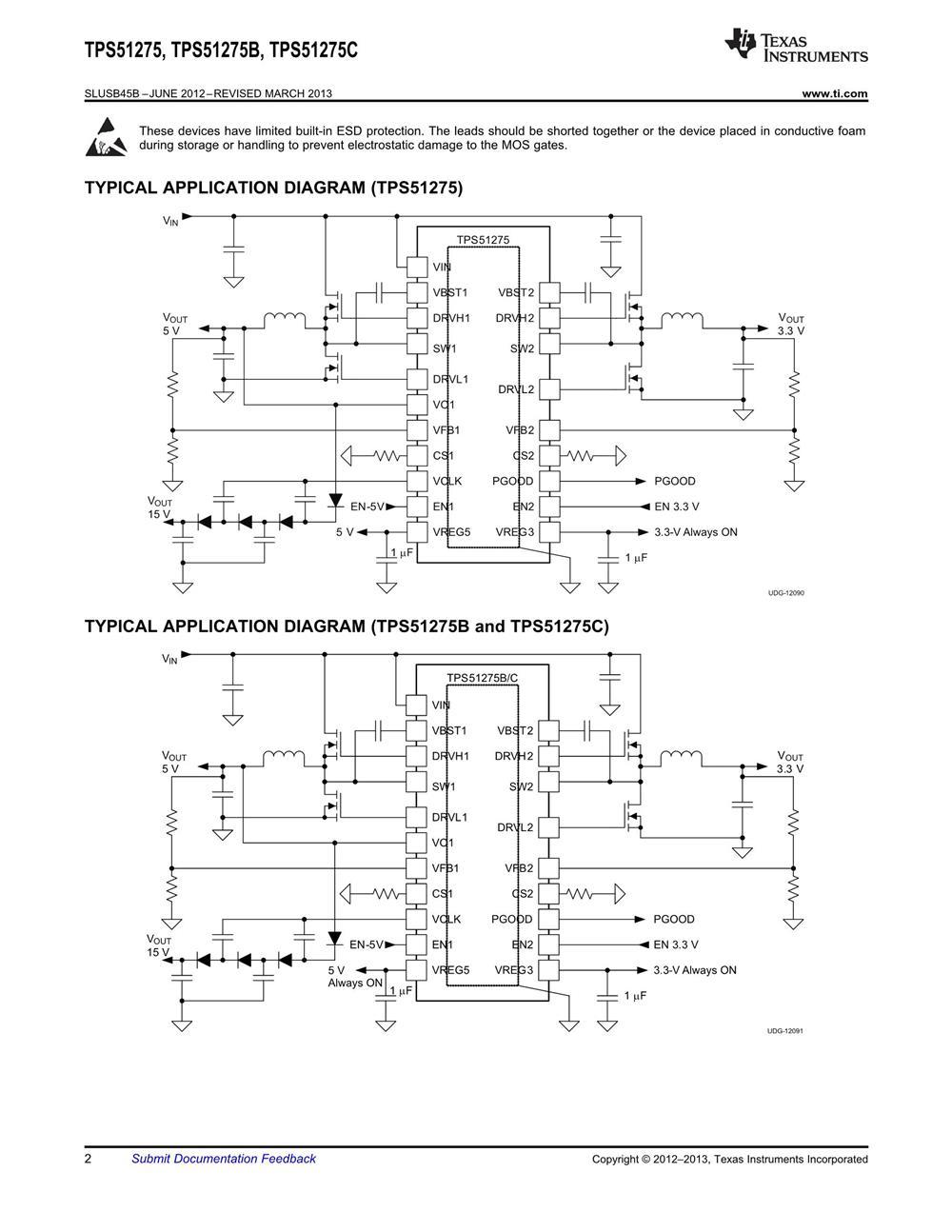 TPS51275BRUKR's pdf picture 2
