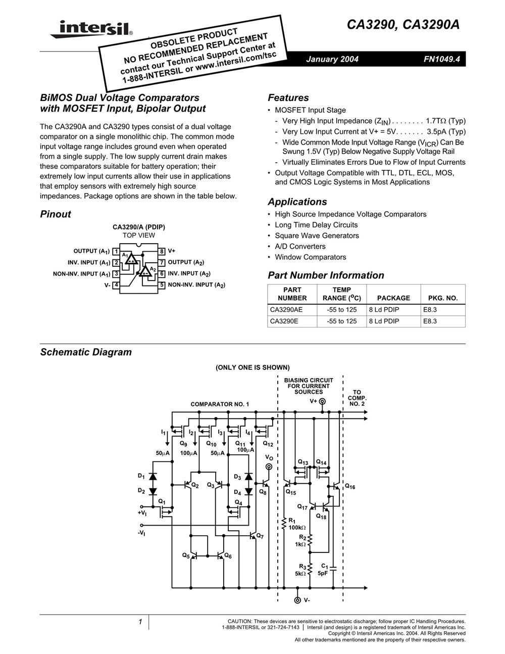CA3290E's pdf picture 1