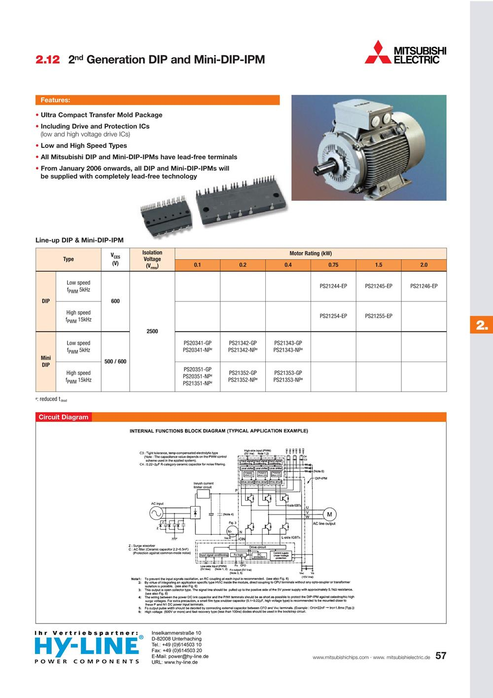 PS21255-EP's pdf picture 1