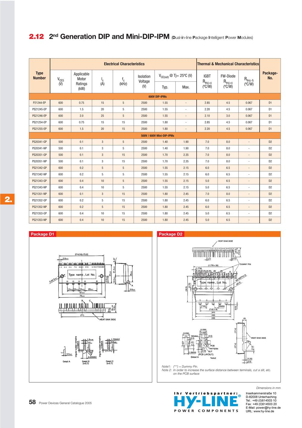 PS21255-EP's pdf picture 2