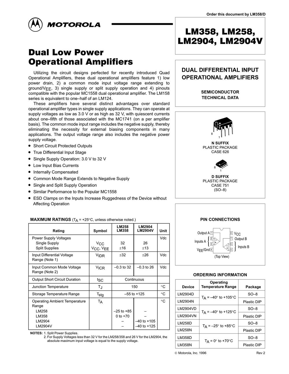 LM2904N's pdf picture 1