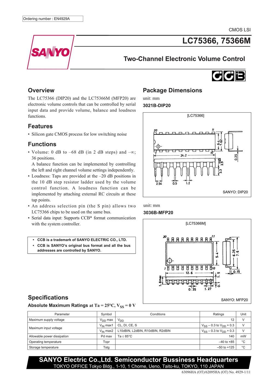 LC7536's pdf picture 1