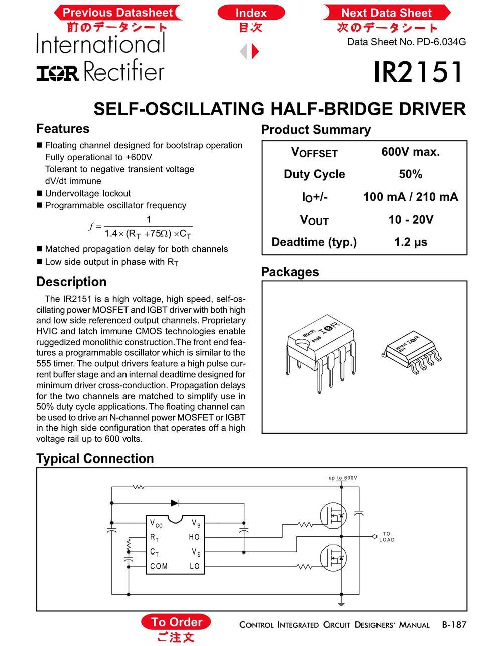 IR2151's pdf picture 1
