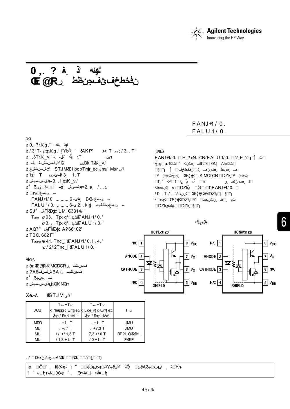 HCPL3120's pdf picture 1