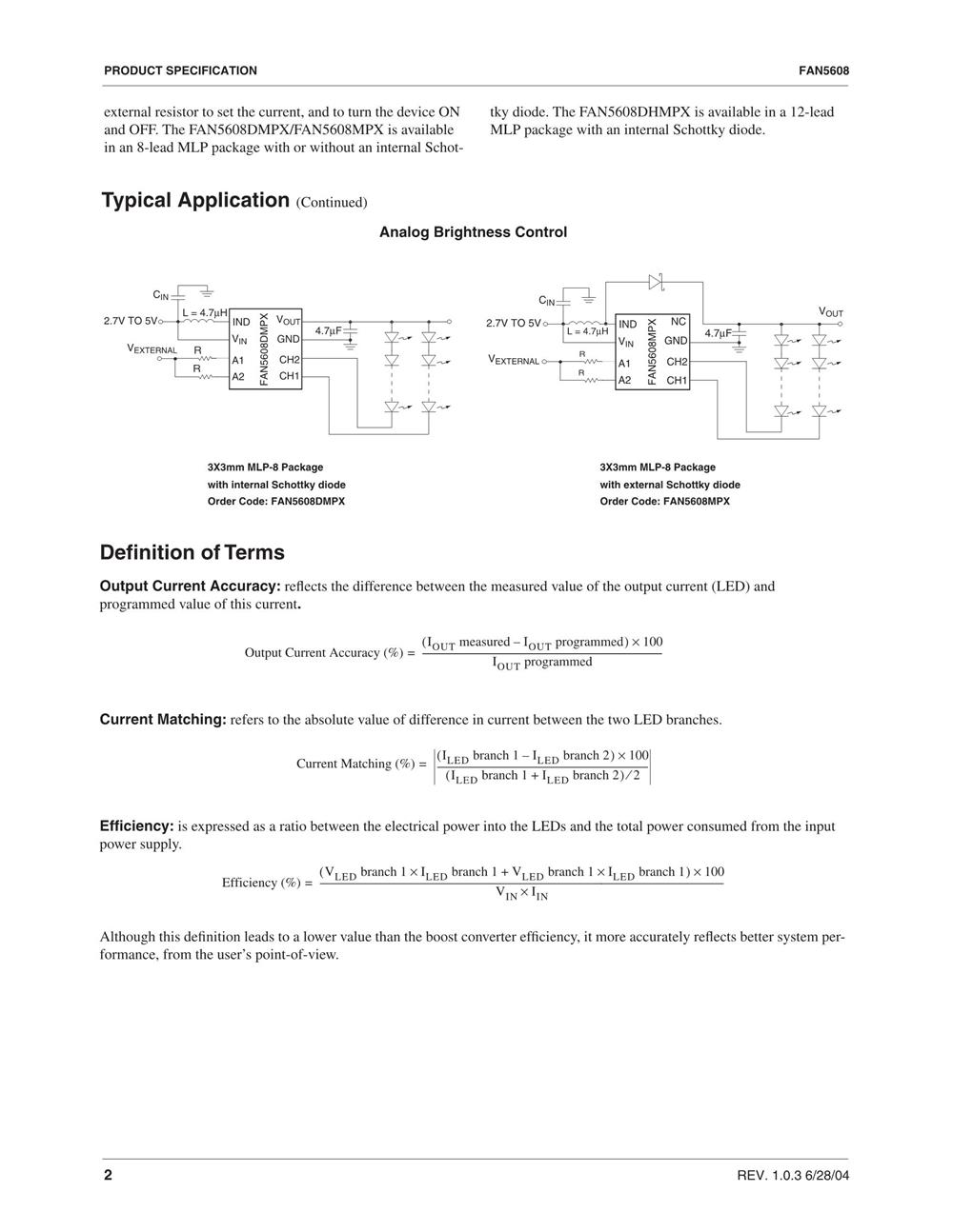 FAN5608HMPX's pdf picture 2