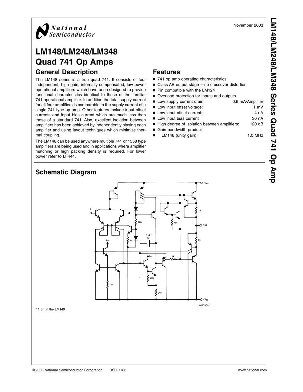 LM148J's pdf picture 1