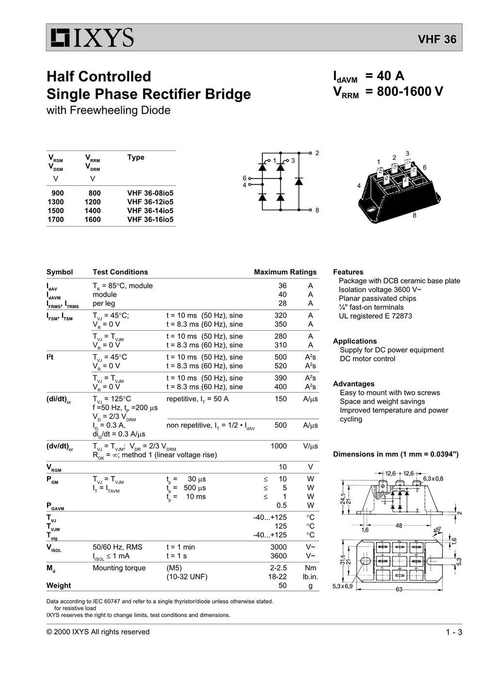 VHF36-16iO5's pdf picture 1