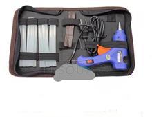 Hot melt glue gun hot melt glue gun 7 mm glue stick household hot sol composite glue gun suit glue guns group