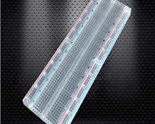 MB-102 transparent bread board 830 - hole transparent bread plate.