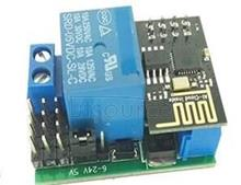 ESP8266 wifi Internet relay control extension plate supports a variety of temperature and humidity sensor module