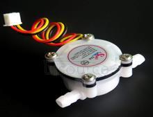 Hall sensor high precision water flow sensor, coffee machine and water fountain flowmeter <2pcs>