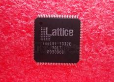 ISPLSI1032E70LT LATTICE  QFP-100