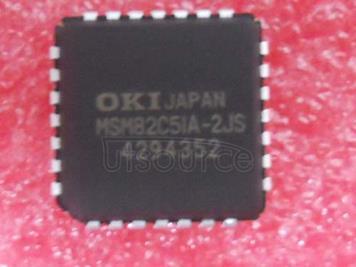MSM82C51A-2JS