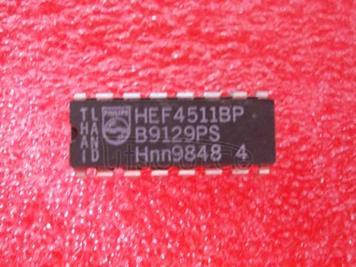 HEF4511BP