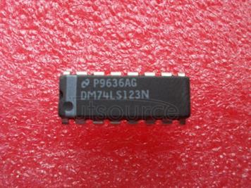 DM74LS123N