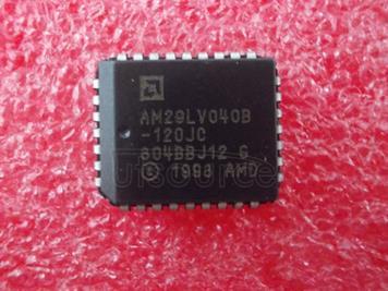 AM29LV040B-120JC