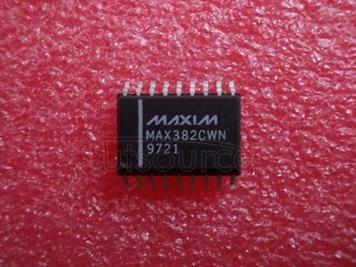 MAX382CWN