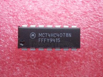 MC74HC4078N