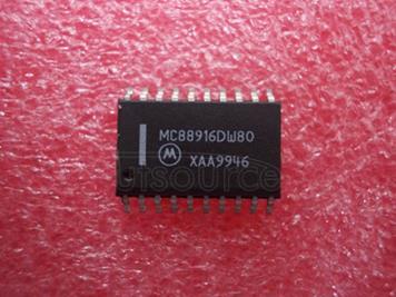 MC88916DW80