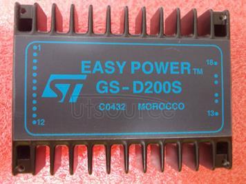GS-D200