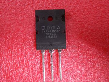 IXFK64N50P