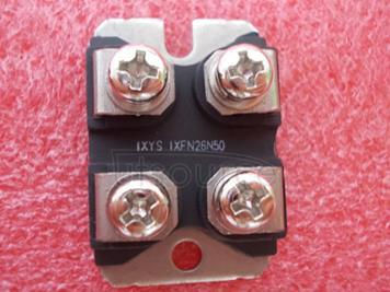 IXFN26N50