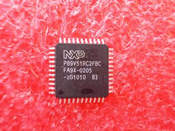 P89V51RC2FBC