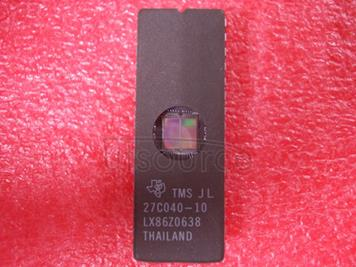 TMS27C040-10JL