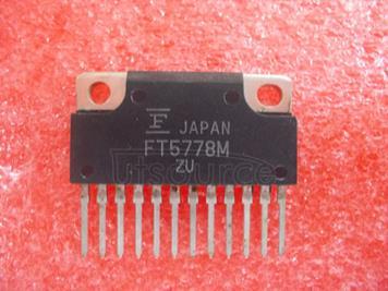 FT5778M