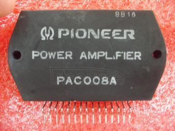 PAC008A