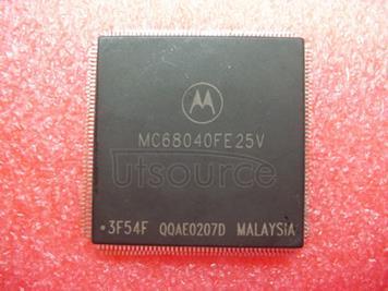 MC68040FE25V