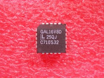 GAL16V8D-25QJ